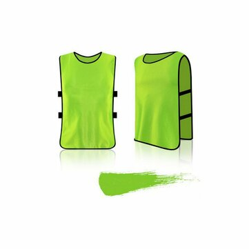 Team Combat Training Scrimmage Vests Soccer Basketball Adult Tank Top Lacrosse Jerseys