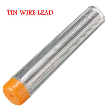 15G Tin Lead Solder Wire Tube Flux 60/40 Covered Soldering Electrical Hobby DIY