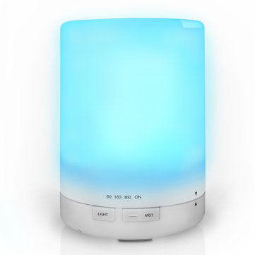 MECO Ultrosonic Humidifier Essential Oil Diffuser Arotherapy