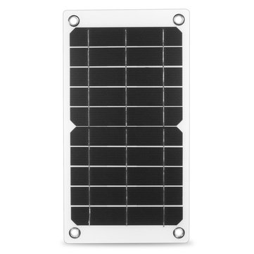 7.5W 5V Flexible Monocrystalline Solar Panel Charging Board For Mobile Phone