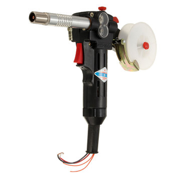 DIY Miller MIG Spool Gun Push Pull Feeder Aluminum Welding Torch without Cable