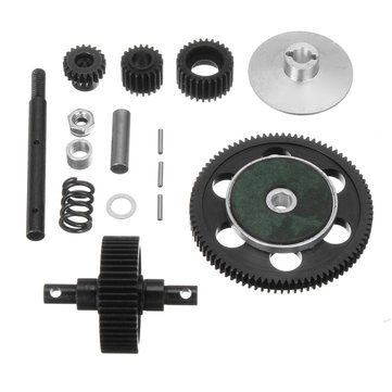 Steel Metal Transmission Gears Set For Axial SCX10 Gearbox 1/10 Crawler RC Car Parts