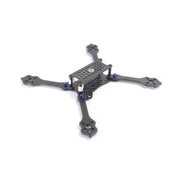 Diatone 2018 GT-R5 210mm Normal X FPV Racing Frame Kit RC Drone 4mm Arm Carbon Fiber