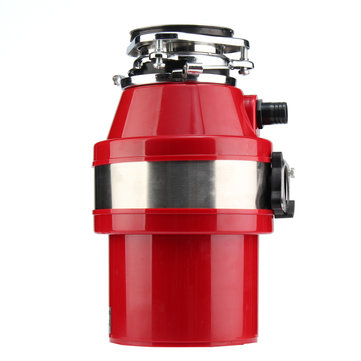 110V 370W Electric Garbage Disposal Food Disposal Waste Disposer