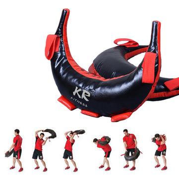 Sports Weighted Power Sand Bag Fitness Workout Slam Training Bulgarian Power Bag Exercise Tools 5KG 8KG 10KG 12KG 15KG 20KG
