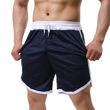 Fitness Running Football Basketball Exercise Shorts