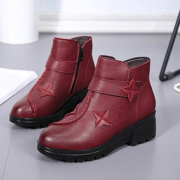 Women Winter Short Boots