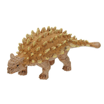 15.5cm PVC Dinosaurs Toy Saichania Figure Animal Jurassic World Figures Diecast Model