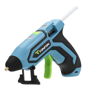 XIAOMI Tonfon 3.6V Cordless Hot Glue G-un USB Rechargable Melt Glue G-un Kits with 10 Glue Sticks