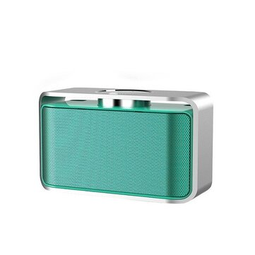 JOWAY BM030 1000mAh TF Card Aluminum Alloy Heavy Bass Wireless Bluetooth 4.0 Speaker