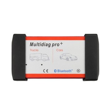 V2014.02 New Design Bluetooth Multidiag Pro+ For Cars/Trucks And OBD2