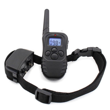 Electric Training Dog Collar with Remote for Different Breed Dogs Adjustable Pet Collar