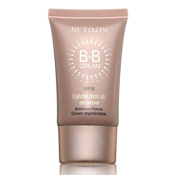 Natural Color BB Cream Face Isolation Blemish Moisturizing Skin Make-Up Base Smooth Cover Foundation