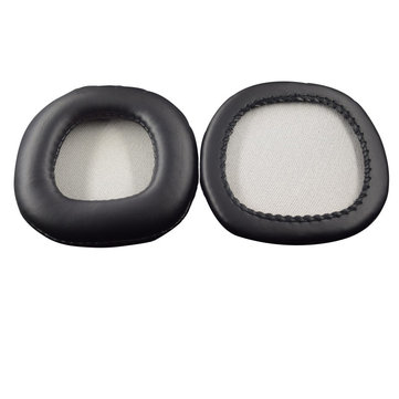 LEORY 1 Pair Ear Pads for Plantronics Audio 355 955 Cushions Leather Comfortable Earpads Headphone