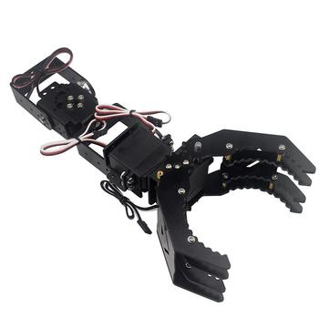 DIY 4DOF Roboter Arm Klauenhalter mit Arduino 4er Digital Servo