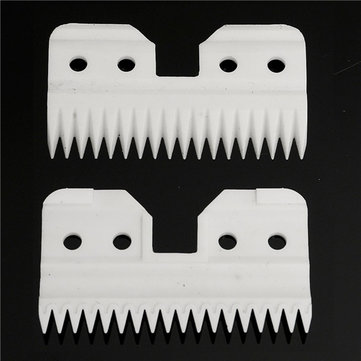 18 Teeth Ceramic Cutters Blades A5 Series Clipper Replacement