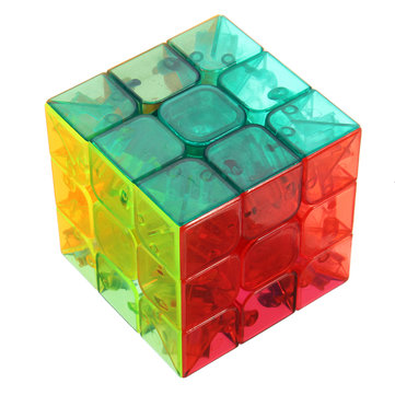 Square Third-Order Cube Anxiety Stress Relief Fidget Toy Focus Adults Kids Attention Gift