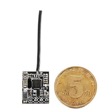 2.4G Compatible FS-RX2A Pro Receiver for FS-I6 FS-I6X FS-I6S FS-TM8 FS-TM10 FS-I10 Transmitter