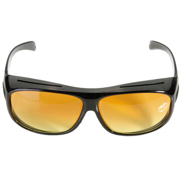 Night Vision Driving Glasses Unisex Sun Glassess Uv Protection