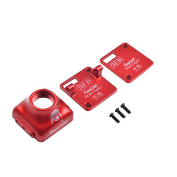 Original Protective Cases for RunCam Eagle 2 FPV Camera Black/Red/Orange