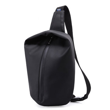 KAKA 99019 Men Oxford Cloth Functional Chest Bag Large Capacity Waterproof Ultralight Backpack