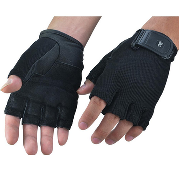 Outdoor Sport Tactical Outdoor Sports Half Fnger Gloves