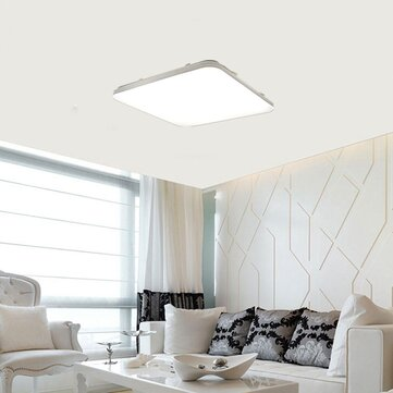 18W Square LED Ceiling Down Light Panel Wall Kitchen Bathroom Lamp
