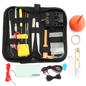 Beading Tool Kit Set for DIY Making Beaders Hand Tools Stainless Steel