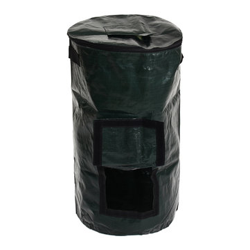 60L Organic Composter Waste Converter Waste Bins Eco Friendly Compost Storage Garden