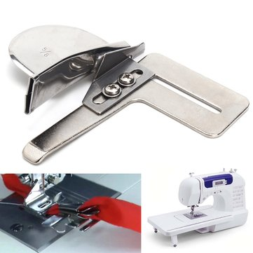 A4 Tape Cut Size 5/8'' Single Fold Raw Edge Binder Sewing Machine Presser Foot