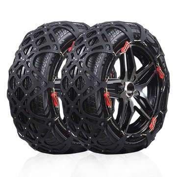 Snow Chains Car Tyre Snow Chain For Tyre Model 175/65r14 175/70r14 175/75r14