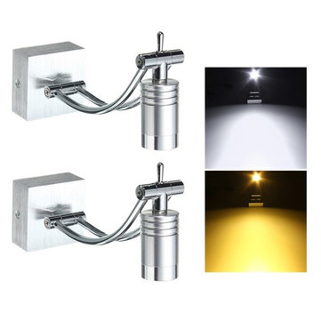 3W LED Modern Porch Wall Sconce Fixture Spotlightt Mirror Lamp
