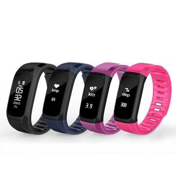 Bakeey Genuine Activity Sleep Tracker Wristband Smart Bracelet For iphone X 8/8Plus Samsung S8 X