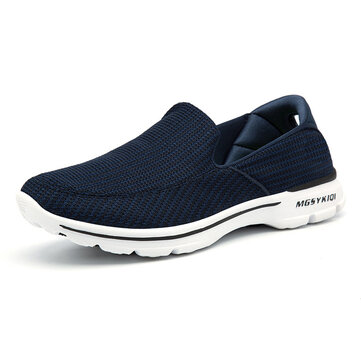 Men Soft Breathable Lightweight Sneakers