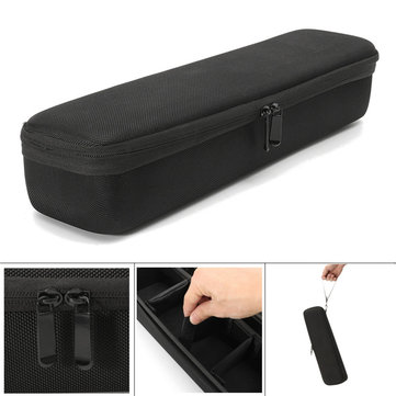 Black EVA Table Games Zipper Card Storage Package For You Convenience Toys Gift