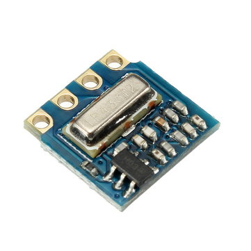 10Pcs H34A 433Mhz MINI RF Wireless Transmitter Module Minimum Remote Control Module ASK 2.6-12V
