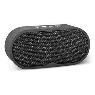 F3 Cloth Portable Wireless Bluetooth Speaker Bass TF Card Noise Cancelling Headset Speaker With Mic
