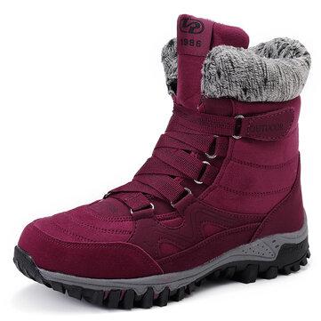 LOSTISY Outdoor Lining Hook Loop Keep Warm Snow Boots