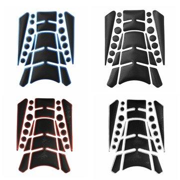 Motorcycle Tank Pad Decals Sticker For Honda/Suzuki/Yamaha/Kawasaki