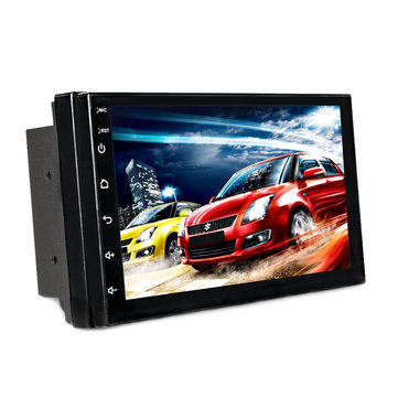 7 Inch Android 8.0 2 DIN Car GPS Bluetooth Stereo Radio FM MP3 MP5 Player