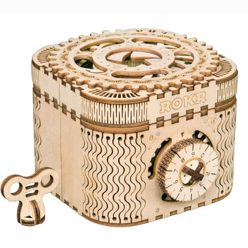 20% OFF for Wooden Puzzle Treasure Box
