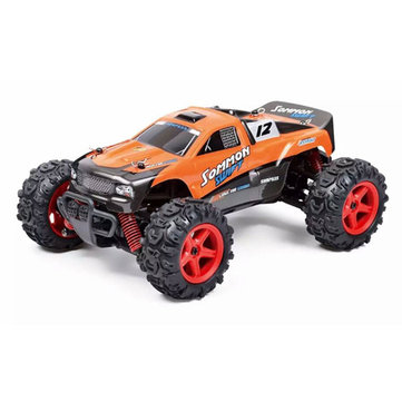 SUBOTECH BG1510B 1/24 2.4GHz Full Scale High Speed 4WD Off Road Racer