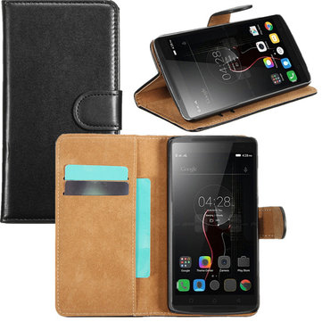 Mohoo PU Wallet Card Case Cover For Lenovo K4 Note Vibe X3 Lite A7010