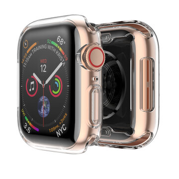 Bakeey Clear Full Body Touch Screen Watch Cover For Apple Watch Series 4 40mm/44mm
