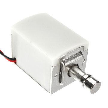12V DC 1.5A Mini Electric Bolt Lock Cylindrical Sauna Cabinet Drawer Solenoid Lock