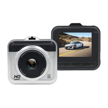 CT203 12M 1080 FHD 120 Degree 2.2 Inch LCD Screen DV Driving Recorder Car DVR