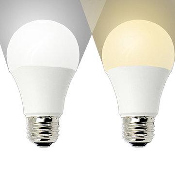 Диммируемая светодиодная лампа E27 12W Color