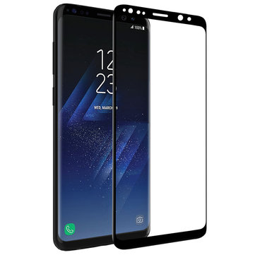 NILLKIN 3D Arc Edge 9H AGC Glass Screen Protector for Samsung Galaxy S9 Plus
