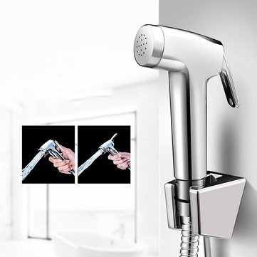KCASA BR-39 Double Switch Toilet Seat Bidet Shower Cleaning Bidet Sprayer Bathroom Kitchen Hygeian Faucet