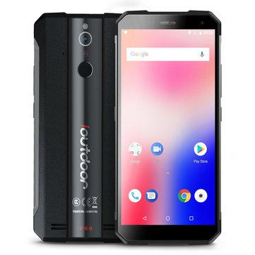 Global Стандартыs ioutdoor X 5.7 дюймов Android 8,1 IP68 NFC 6GB RAM 128GB ПЗУ Helio P23 2.5GHz Смартфон